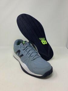 786v2 Tennis Shoe, Grey/Energy Lime, 15
