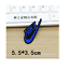 Patch-Toppa-Brand-Logo-Nike-Adidas-Sport-Jordan-Nba-Ricamata-Termoadesiva miniature 14