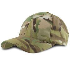 Tru-Spec Multicam Baseball Cap Camo MTP Military Hats Lightweight One Size