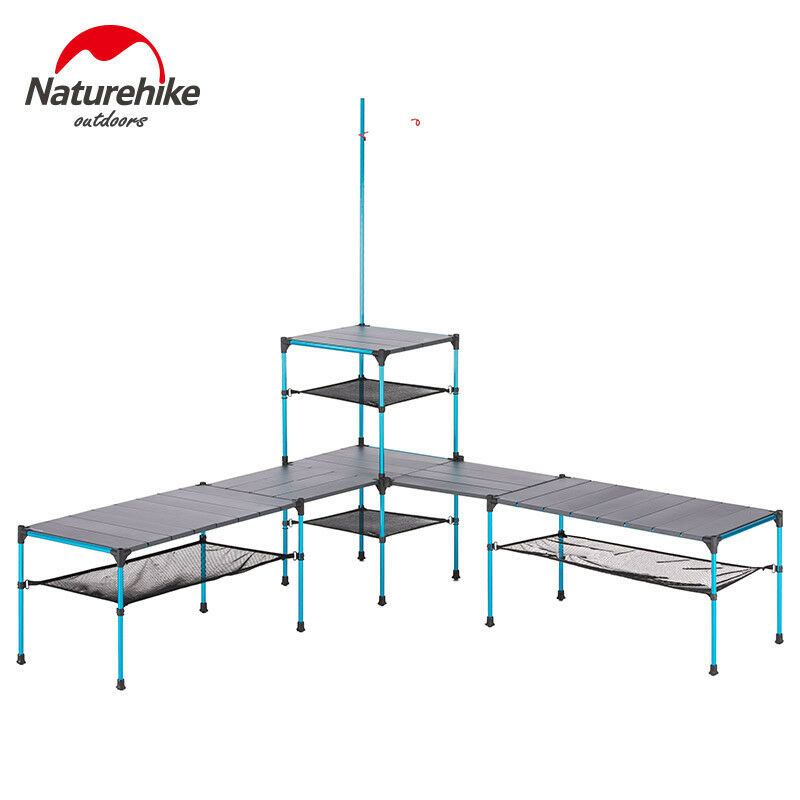 Outdoor  Free Splicing Folding Table Portable Ultralight Changeable Picnic Party  classic fashion