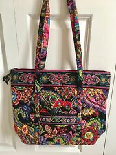 NWT VERA BRADLEY VILLAGER SYMPHONY IN HUE FREE SHIP! BEST PRICE!!!
