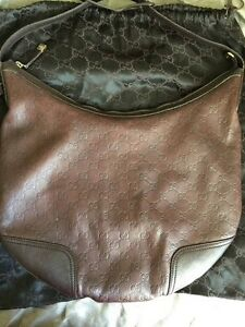 b69a52543c6 Image is loading Gucci-Bree-Guccissima-Leather-Hobo-Bag