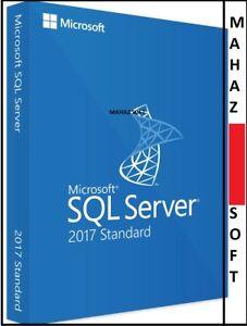 MSFT-SQL-Servidor-2017-Standard-Edition-con-licencia-original-64-bits-Descargar