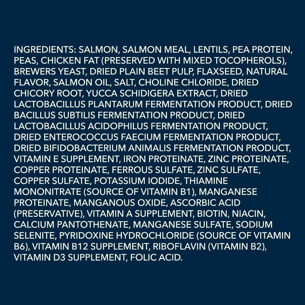 Dog Food Wag Dry No Added Grain Salmon Lentil 30lb Predein Pet Animal New