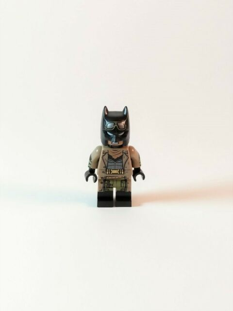 "SUPER HEROES DC  LEGO MINIFIGURE MINIFIG  /""  KNIGHTMARE BATMAN  /"" NEW"