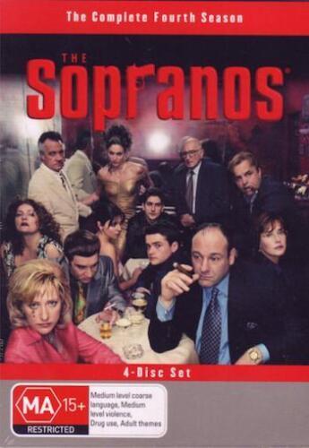 1 of 1 - THE SOPRANOS SEASON 4 : NEW DVD