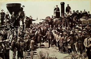 Completion-of-the-Transcontinental-Railroad-150-year-Anniversary-4-Photos
