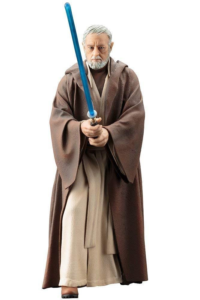 KOTOBUKIYA ARTFX+ Star Wars Obi-Wan Kenobi 1/10 scale Japan version