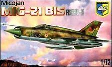 Plastic Model Airplaine Mig-21 Bis Fishbed-n Soviet 1/72 Condor 7201