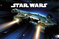STAR WARS BROSCHUR XL 2014 KALENDER CALENDAR NEU & OVP