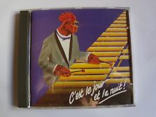 """LIONEL HAMPTON & HIS JAZZ GIANTS """"le jour et la nuit"""" CD BLACK & BLUE CDE 107"""