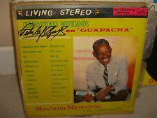 Mariano Merceron - Compositores Mexicanos en Guapacha - Rare LP Good Cond. L3