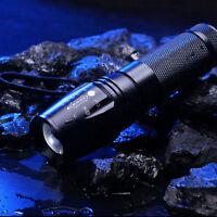 (sale) Zoomable Led Light Flashlight Aaa (usa Seller)