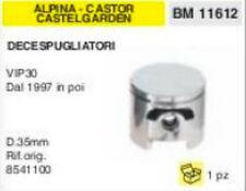 8541100 PISTONE MOTOSEGA ALPINA CASTELGARDEN CASTOR VIP30 VIP 30 Ø 35 mm