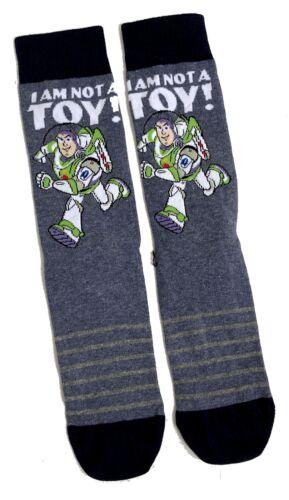 Homme Toy Story je ne suis pas un jouet buzz lightyear Chaussettes 6-11 UK//39-45 EUR//7-12 us