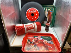 Coca-Cola-Collector-Convolute-5-Teile-Top-Conditino
