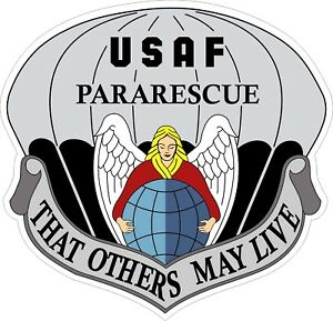 US-Air-Force-USAF-Pararescue-Decal-Sticker