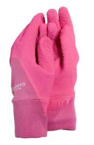 Town-amp-Country-TGL271S-Master-Gaertner-Pink-Ladies-Handschuhe-Klein