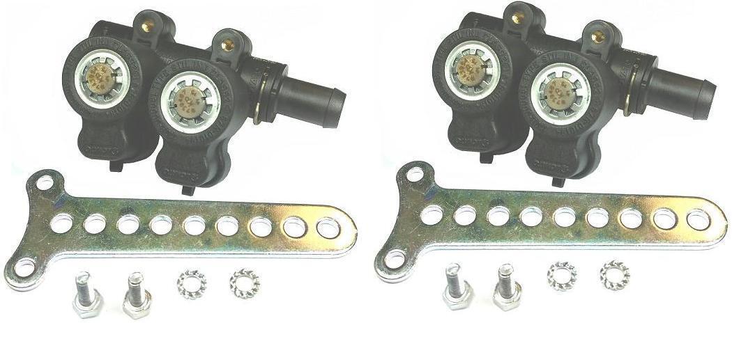 Lovato Rail JLP2 KP X 2 Autogas LPG injection Einspritzrail  Einspritzung