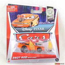 Disney Pixar Cars Snot Rod With Flames Tuners Series 8 of 10