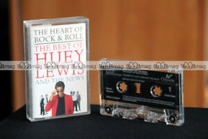 HUEY-LEWIS-amp-THE-NEWS-Best-of-1992-K7-Cassette-268