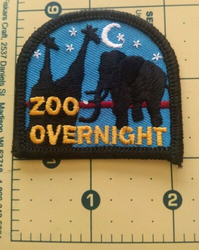Zoo Overnight Patch