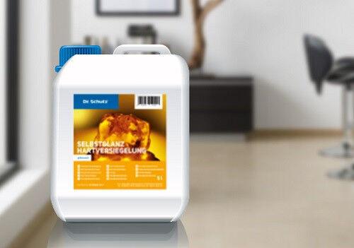 Dr. Schutz CC Selbstglanz Hartversiegelung 10 Liter -Einpflege und Pflegefilm-