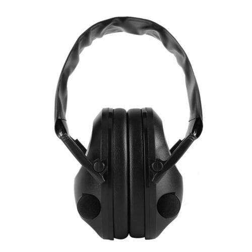 Noise Reduction Ear Muff NRR 21dB Ears Hearing Protection Earmuff Foldable