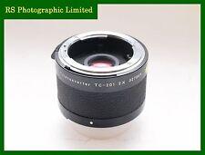 Nikon TC-201 Teleconverter 2x for AI, AI-S Lenses Stock No. U7352