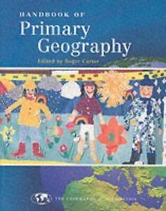 Very-Good-Handbook-of-Primary-Geography-Paperback