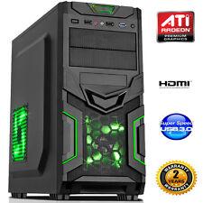 Amd Bulldozer Fx-4300 Quad Core 3.8 ghz 8gb Ddr3 Computadora Hdmi Usb 3.0 Dp33