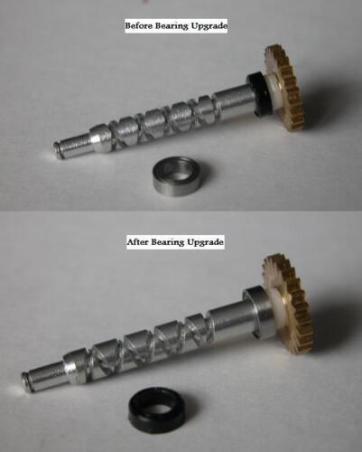 Daiwa Worm Shaft bearing upgrade S BLADE 150L T3 150R SILVER CREEK PRESSO