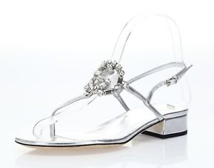 Gucci Women's GG embellished silver