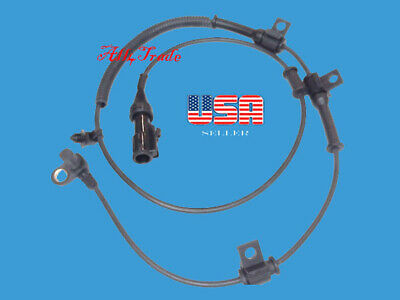 New Front Left Right Side ABS Wheel Speed Sensor For 2011 Ford Super Duty F-250