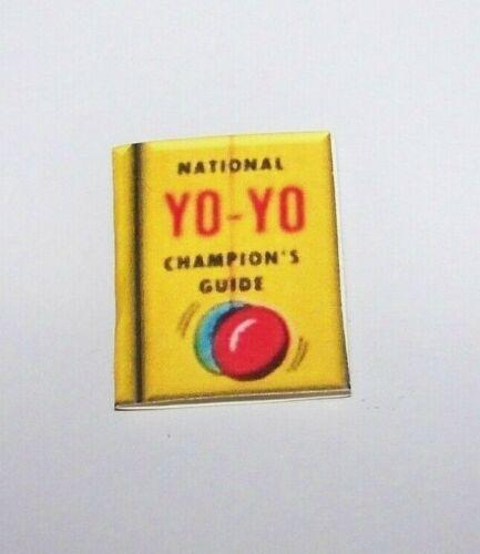 Midge Barbie Skipper Skooter Yo-Yo National Champion Guide Repro Book