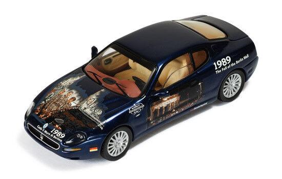 Maserati Cambiocorsa 2002 Fall Of Berlin Wall 1989 1 43 Model MOC053 IXO MODEL