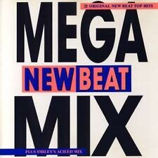 New Beat Mega Mix (#bcm56181) Confetti's, Boytronic, Amnesia, Tyree,.. [Maxi-CD]
