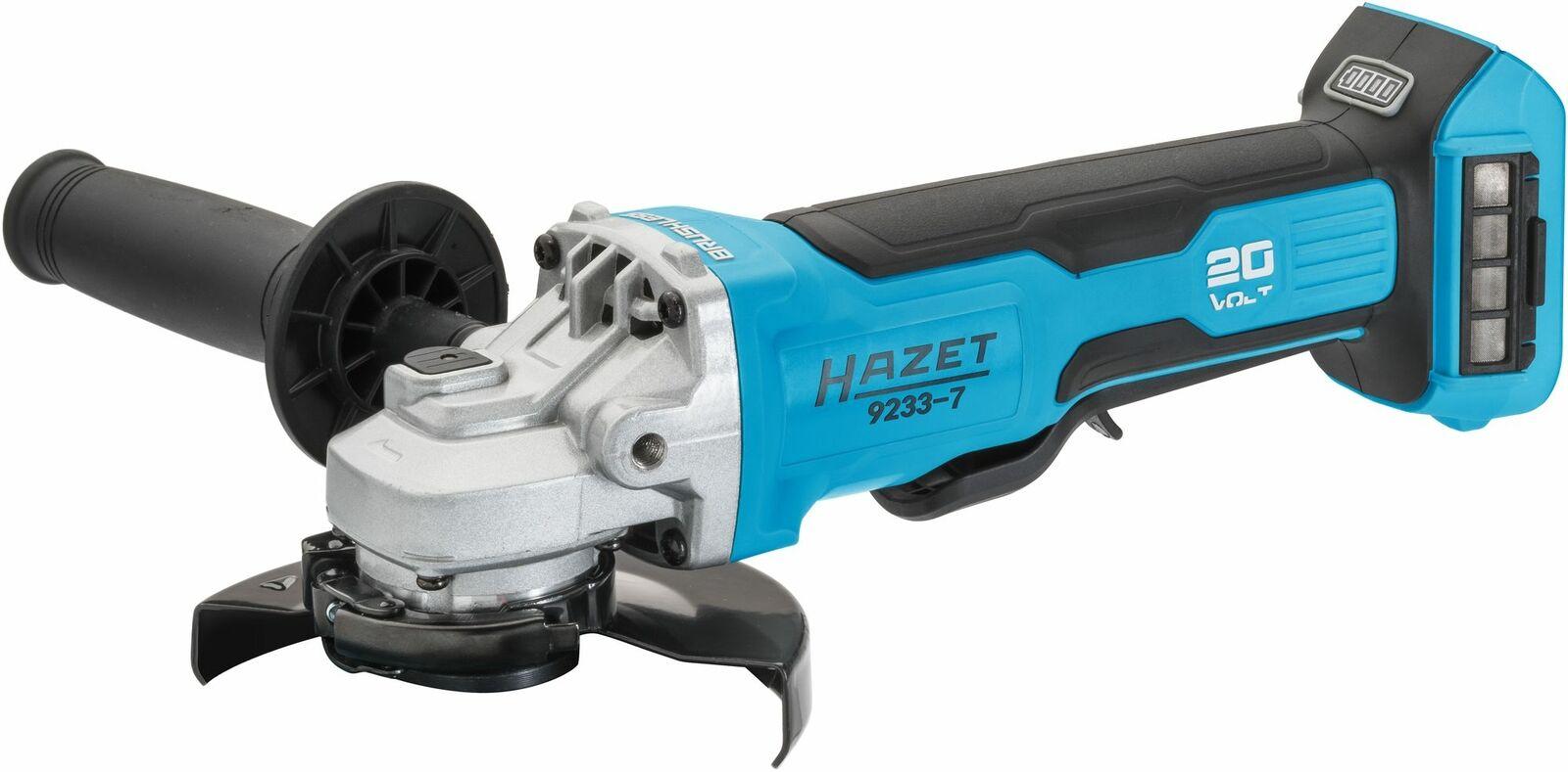 HAZET Cordless right-angle grinder, basic unit 9233-010