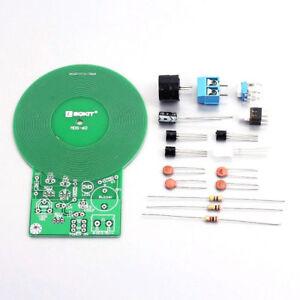 Metal Detector Kit Electronic Probe Kit Dc 3v 5v 60mm Non Contact