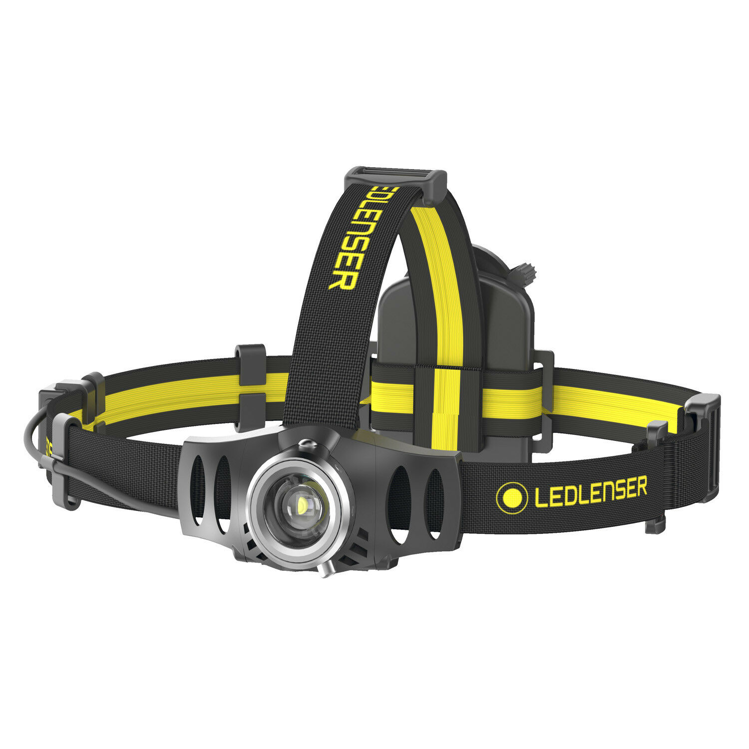 LED Lenser  iH6R Rechargeable Head Light Torch 200 Lumens  new sadie
