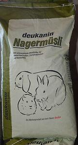 EUR-0-75-kg-deukanin-nagermuesli-fuer-Meerschweinchen-Zwergkaninchen-20-Kg