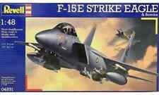 Revell 1/48 F-15E Strike Eagle Plastic Model Kit 04891