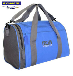 Ryan-Air-Approved-Travel-Cabin-Shoulder-Holdall-Flight-Carry-Bag-25x20x40cm-New