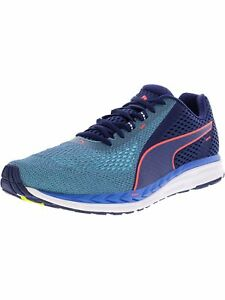 dc9186e9208 Puma Men s Speed 500 Ignite 2 Ankle-High Running Shoe