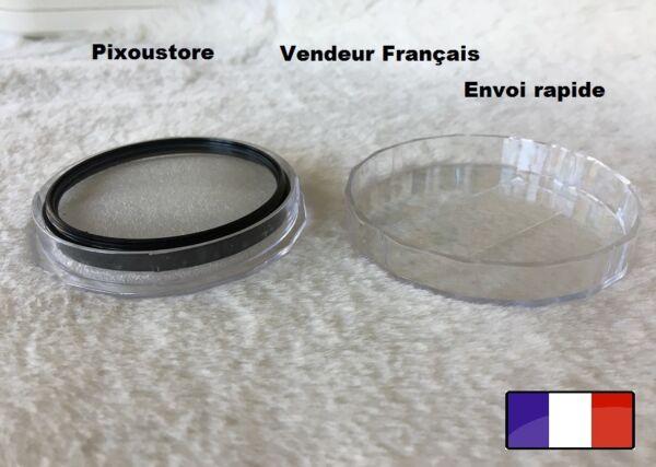 58 Mm Filtre Uv Pour Objectif Photo Nikon Canon Pentax Sony Sigma Tamron Jolie Et ColoréE