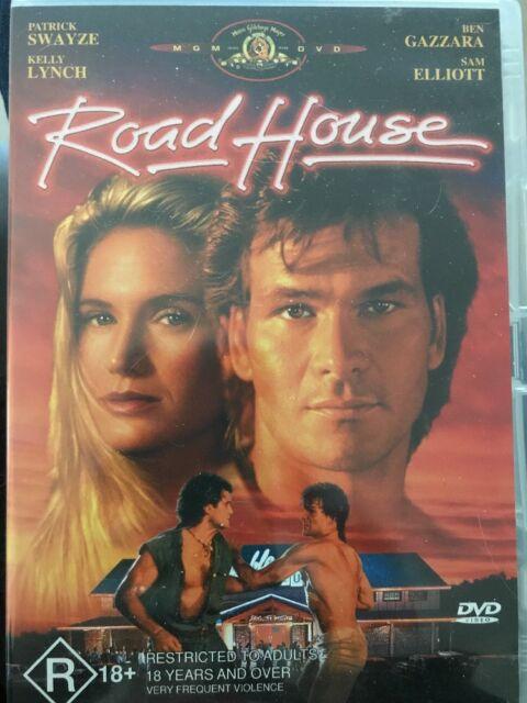 Road House (DVD, 2004) Patrick Swayze, Kelly Lynch - Free Post!