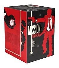 Mission: Impossible: Complete Original Series Seasons 1 2 3 4 5 6 7 DVD Box Set
