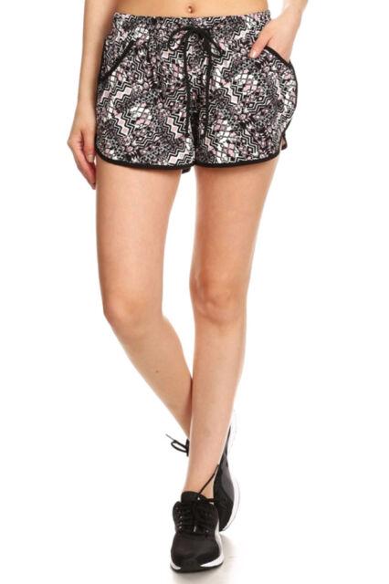 Fashion Women Hot Pants Summer Casual Shorts Regular and Plus Size