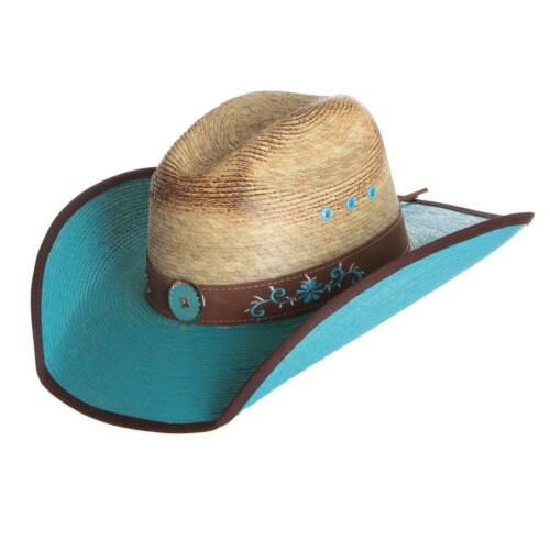 New Bullhide Vista Ridge Palm Hat 2923