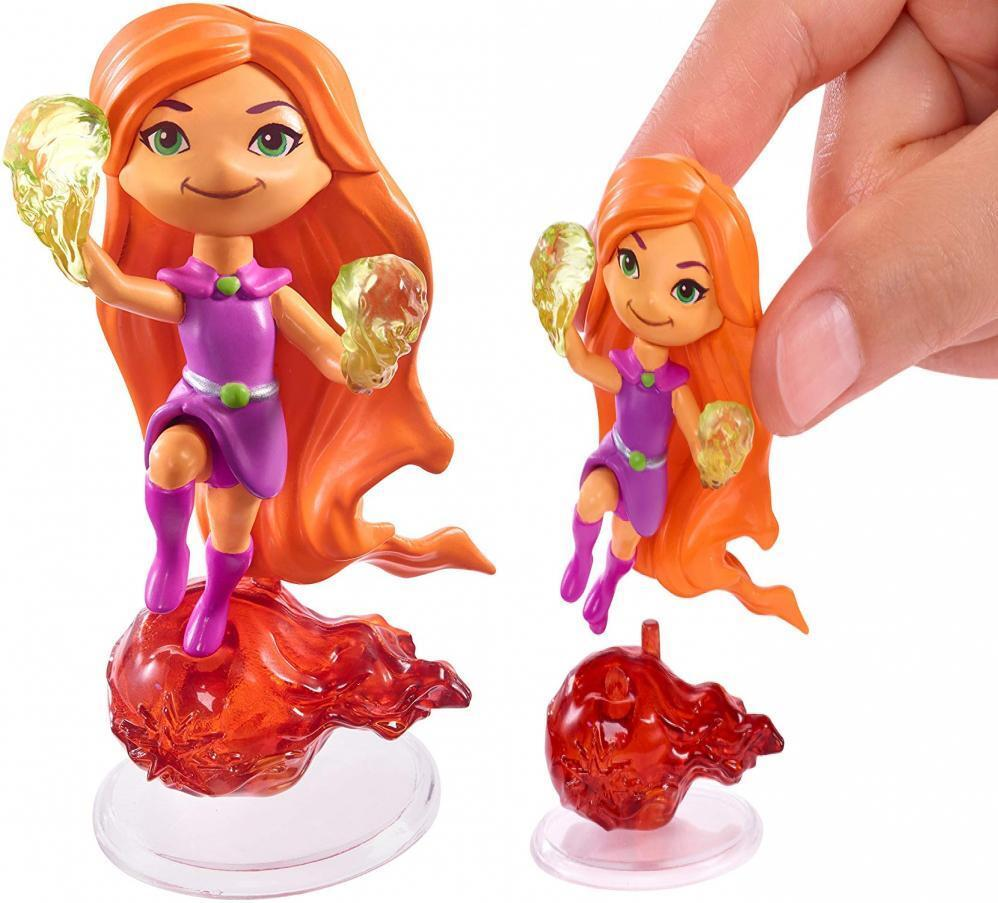 DC Super Hero Girls Frost Mini Figure FCD40